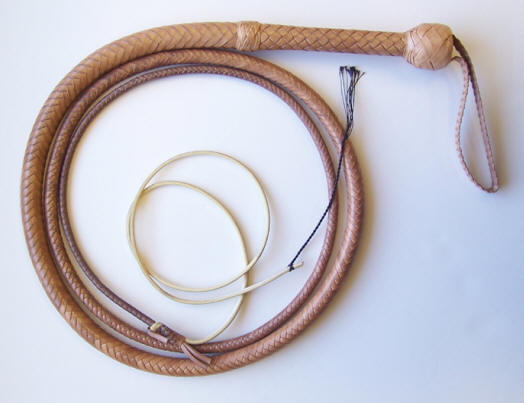 Indiana Jones Last Crusade Bullwhip