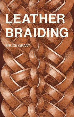 Leather Braiding, Bruce Grant